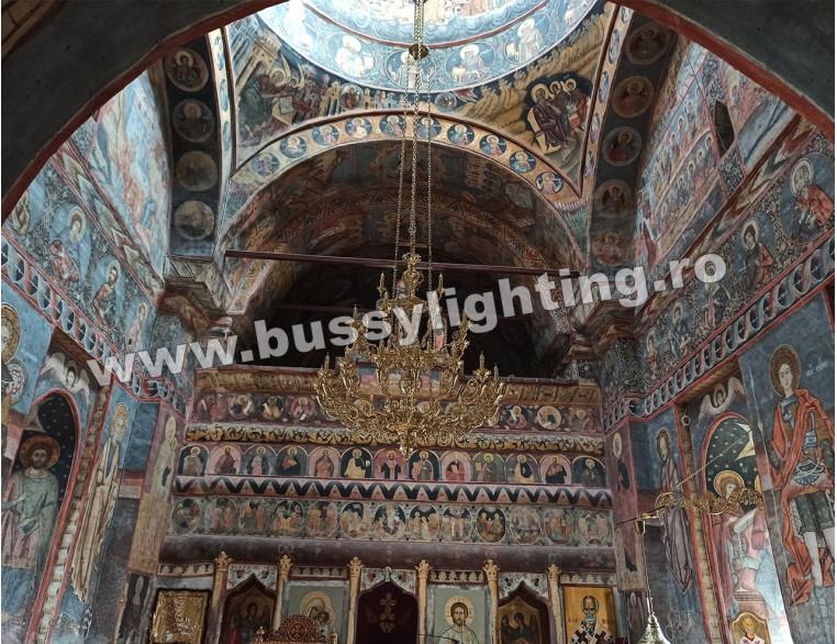 Manastirea ( Policandru Biserica)